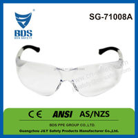 High quality glasses motorcycles, comfortable safety glasses, good safety glasses with CE