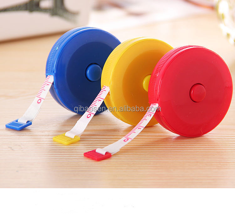 Promotional Round Tape Measure / Mini Tape Measure / Round Measure Tape