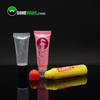 BPA free squeeze cosmetic thin plastic tube for cosmetic packaging, thin plastic tube for cosmetic massage oil