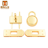 Metal purse bag twist lock for handbag decoration