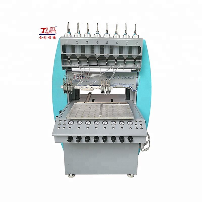 jinyu automatic silicone 3d bracelet printing machine