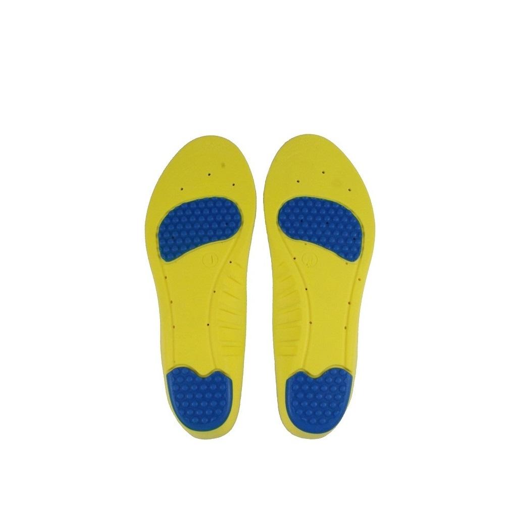 821b45224f Shock Absorb Absorption Polyurethane Pu Foam Insole Insert For Shoes ...