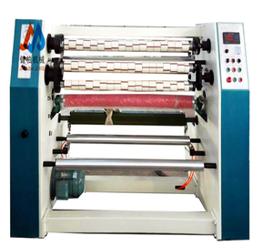 China cheap auto masking tape slitting machine anti slip slitter rewinder machin skid