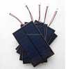 1w 5v Monocrystalline Silicon Material and PET solar panel