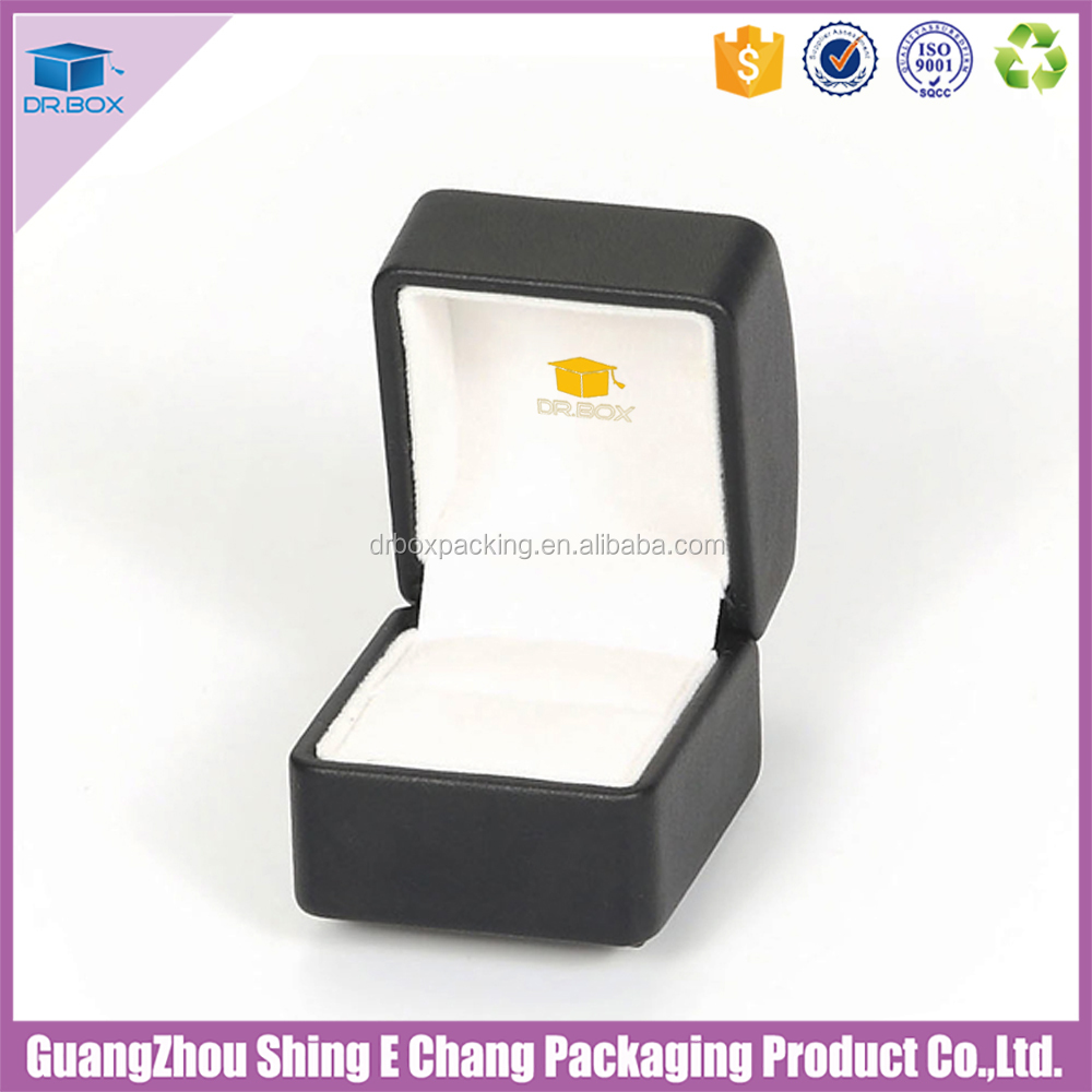 New Design Matt lamination custom made jewelry packing box