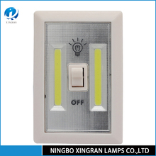 Hot selling Wall Mounted COB LED Switch Cordless Light