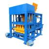 QTF4-25 concrete block making machine automatic concrete paver machines india automated hollow block machinery
