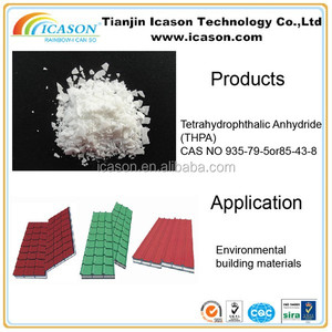 high temperature epoxy resin hardener/thpa using on Environmental building materials