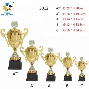 high quality metal Sports wholesale cheap plastic league trophy cup