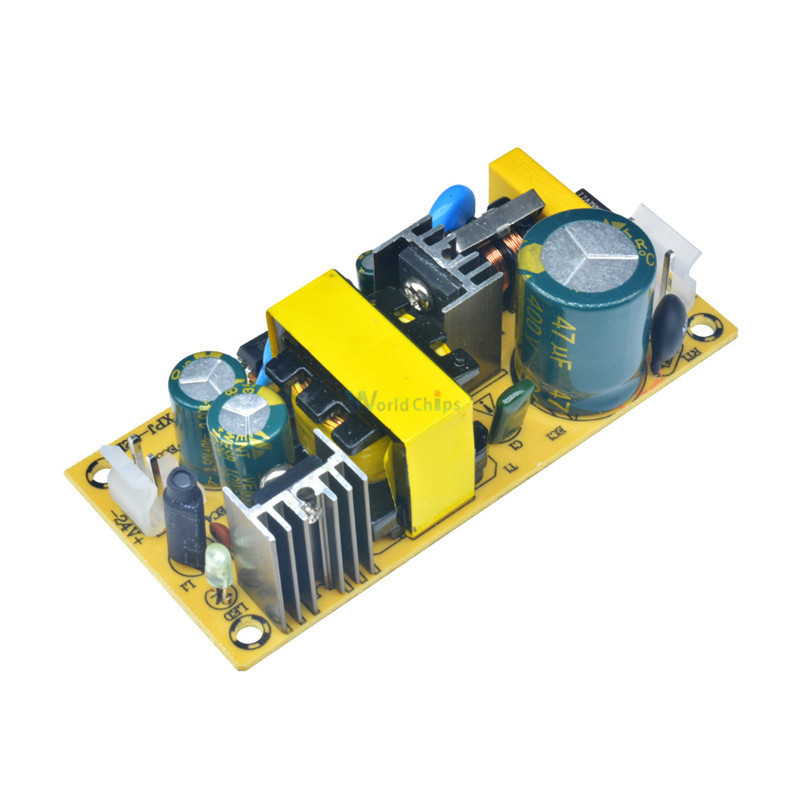 AC-DC 12V 3A 24V 1.5A 12V3A 24V1.5A 36W Switching Power Supply Module Bare Circuit 220V to 12V 24V Board for Replace Repair