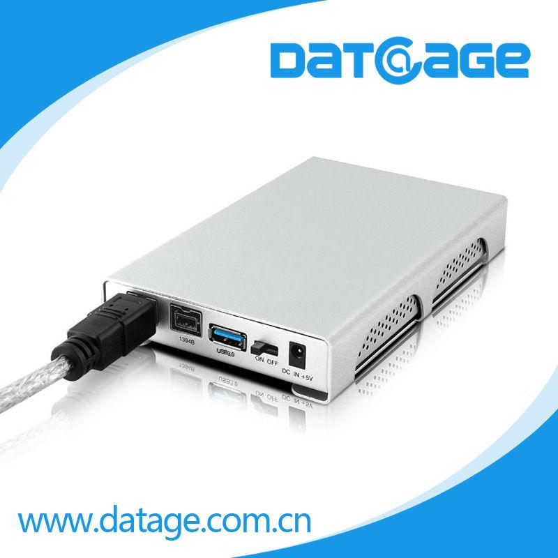 X260 2.5 Inch Firewire 800/usb 3.0 Hdd External Casing Odm/oem - Buy ...