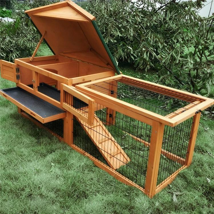 Pl stico conejo conejera casa de dise o casa de madera - Casa conejo ...