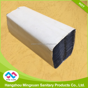 Single Ply Virgin Pulp Multifold Hand Towel Paper