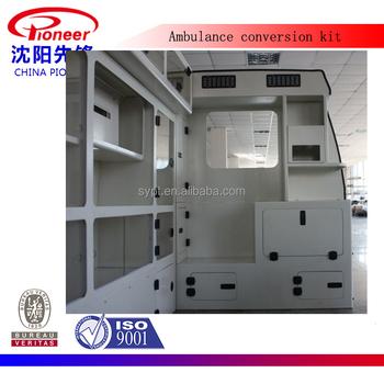Emergency Conversion Kits Ambulance Interior Design
