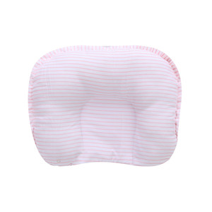 Baby pillow Amazon hot sell Comfortable cotton washed Cotton Sleeping Feather Baby Neck Pillow