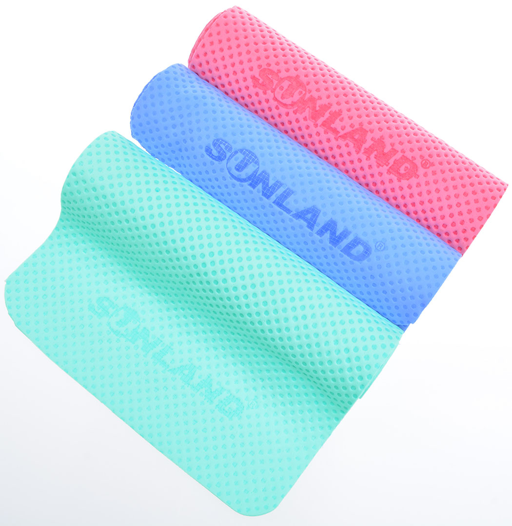 Sunland High Quality Wholesale Custom cheap microfiber instant cooling towel