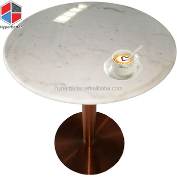 Modern White Marble Top Gold Coffee Table Buy Marble Top Gold