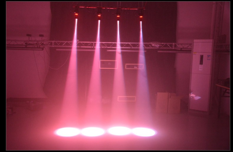 New Products In 2016 Dj Lights Cheap Price Led Pin Spot