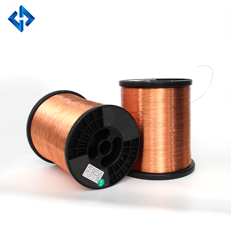 2017 China wholesale 1.5 mm electrical copper wire for motors transformer