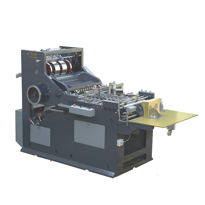 Used Envelope Making Machine