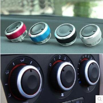 3 шт./лот для форд фокус Mondeo кондиционер переключатель AC ручка автомобилей тепла управления для 05-13 фокус 2 фокус 3 авто аксессуары