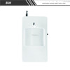 Wall Mounted Wireless Wide Angle PIR Detector With Battery Operated Safety Alarm