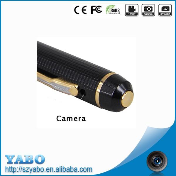 Новые продукты 2016 pen camera 1080 P spy pen 5MP usb flash drive card Оптовая продажа, изготовление, производство