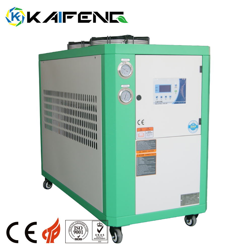 300Kw อุตสาหกรรม Micro Water Air Cooled Chiller ราคา