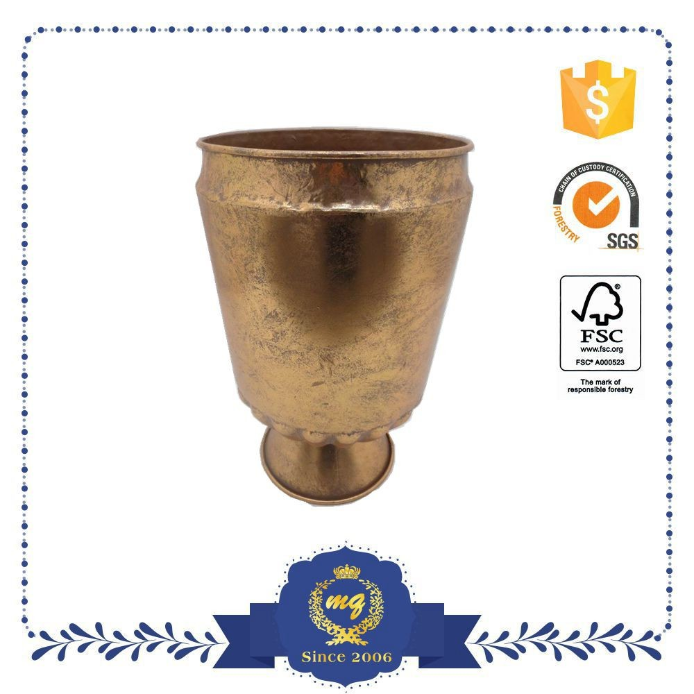 gold plant pot gold plant pot suppliers and manufacturers at