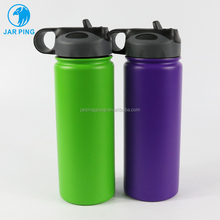 Top qualität 304 <span class=keywords><strong>edelstahl</strong></span> sport-<span class=keywords><strong>wasserflasche</strong></span> thermos isolierflasche double wall isolier-trinkflasche JP-1008-87
