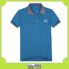 Cool Dry Fashion Blue Sport Polo Shirt For Workers