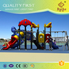 Sensory integration outdoor playground equipment combined slide