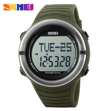 SKMEI 1111 Heart Rate Monitor Design Smart Unisex Sports Watches,Waterproof