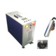 Handheld fiber laser paint cleaning system corrosion removal machine 60 watt 100 watt 200watt