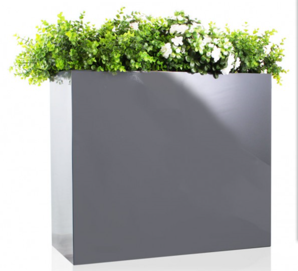 nature silver plant antique best pot planter boxes