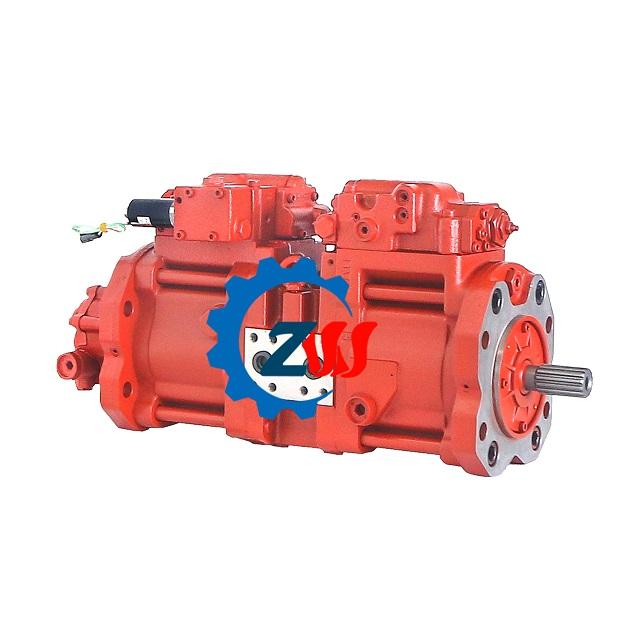 K3V63DT-9C22 hydraulic gear pump for R150-7 excavator