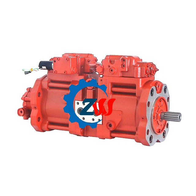K3V63DT-9C22 hydraulic gear pump for R150-7 excavator