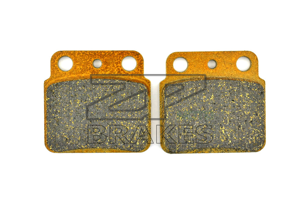 New Organic Brake Pads For Rear ARCTIC CAT DVX 400 TS Sport 2006-2007 OEM Motorcycle BRAKING Free Shipping