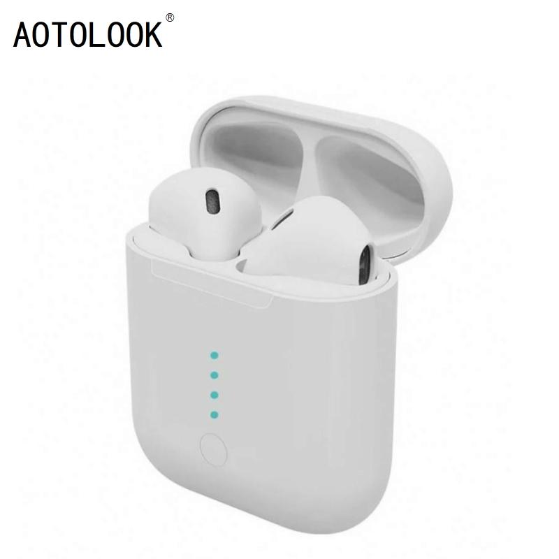 AOTOLOOK 2019 Newest XY-Pods best sellers in europe hands free headphones bluetooth wireless earphone фото