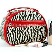 Zebra Make-up Bag