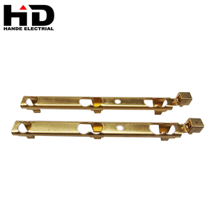 Highly Sensitive brass block electrical connector plug