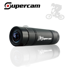 High Resolution Full HD 1080p Dash Cam Front View Sports Hidden Helmet Recorder Camera