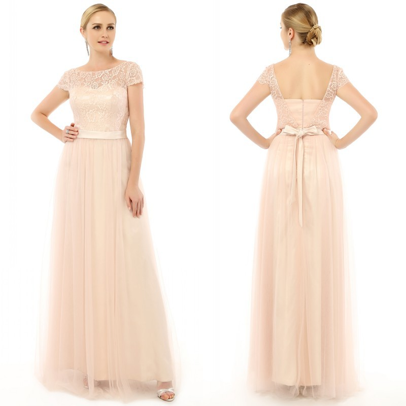 Long Gowns For Wedding Guests: Aliexpress.com : Buy Coral Colored Bridesmaid Dresses Long