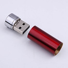 promotional gift Metal 5 in 1 pen USB Flash Drives with stylus laser pointers ballpen Drives