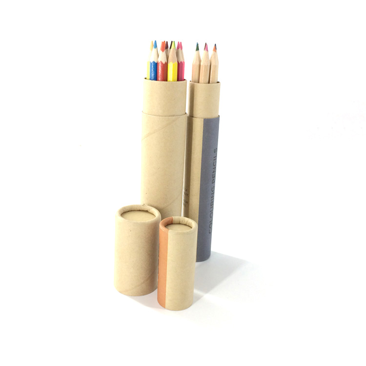 Assorted Colors Premium Colored Pencils Soft Core 12 Count