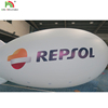 Outdoor 6m inflatable advertising airship balloon, helium airship balloons cheap price