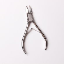 Profession Nail Care Dead Skin Tool Stainless Steel Cobalt Cuticle Nail Nippers
