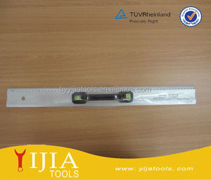 60cm aluminum alloy spirit level with black handle