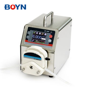 BT100F High Precious Intelligent Dispensing fluid peristaltic pump with best price