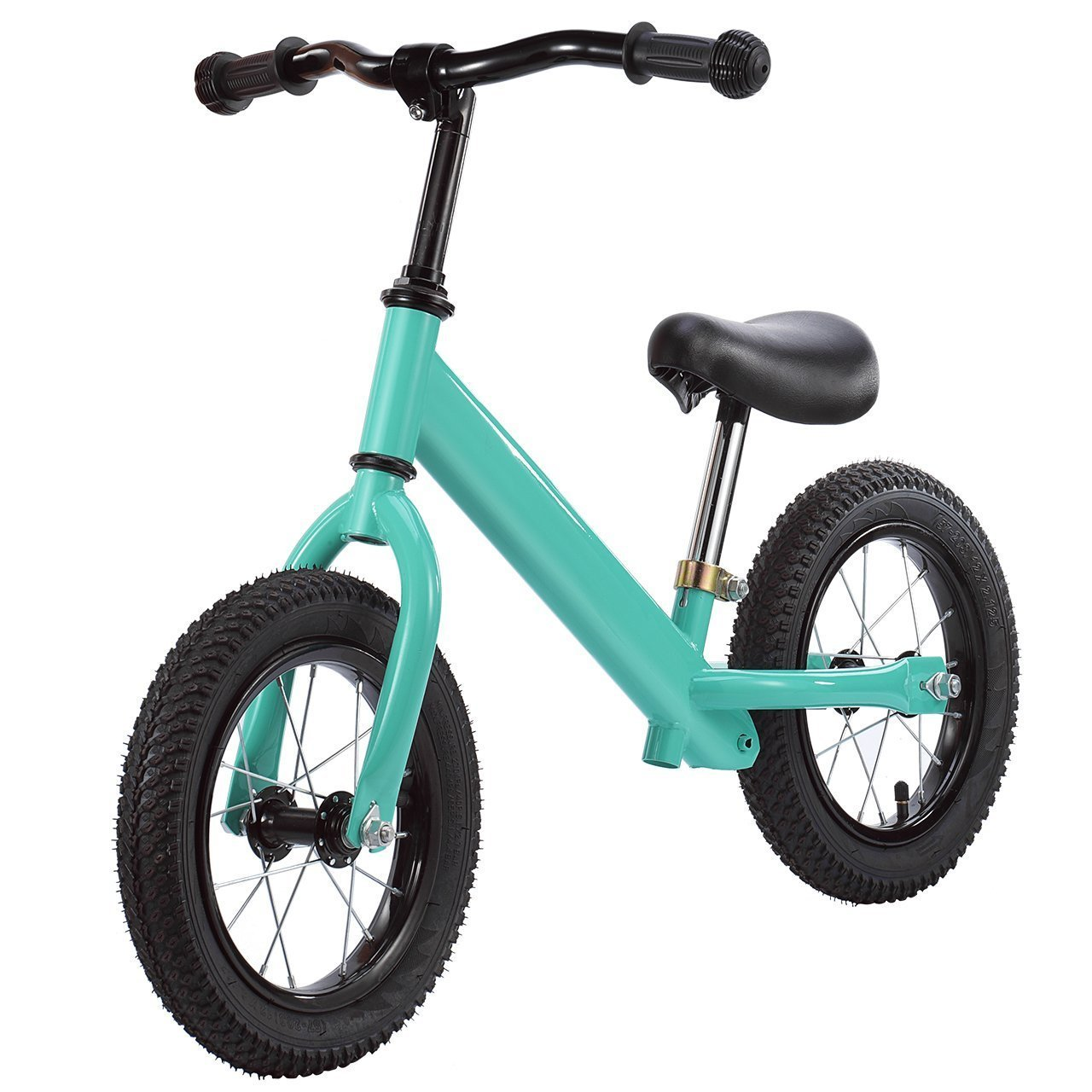 Homitt Kids Balance Bike, No Pedal Push Bicycle for Kids from Age 18 Months to 5 Years.